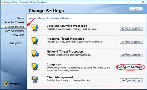 deleting quarantined files symantec endpoint protection
